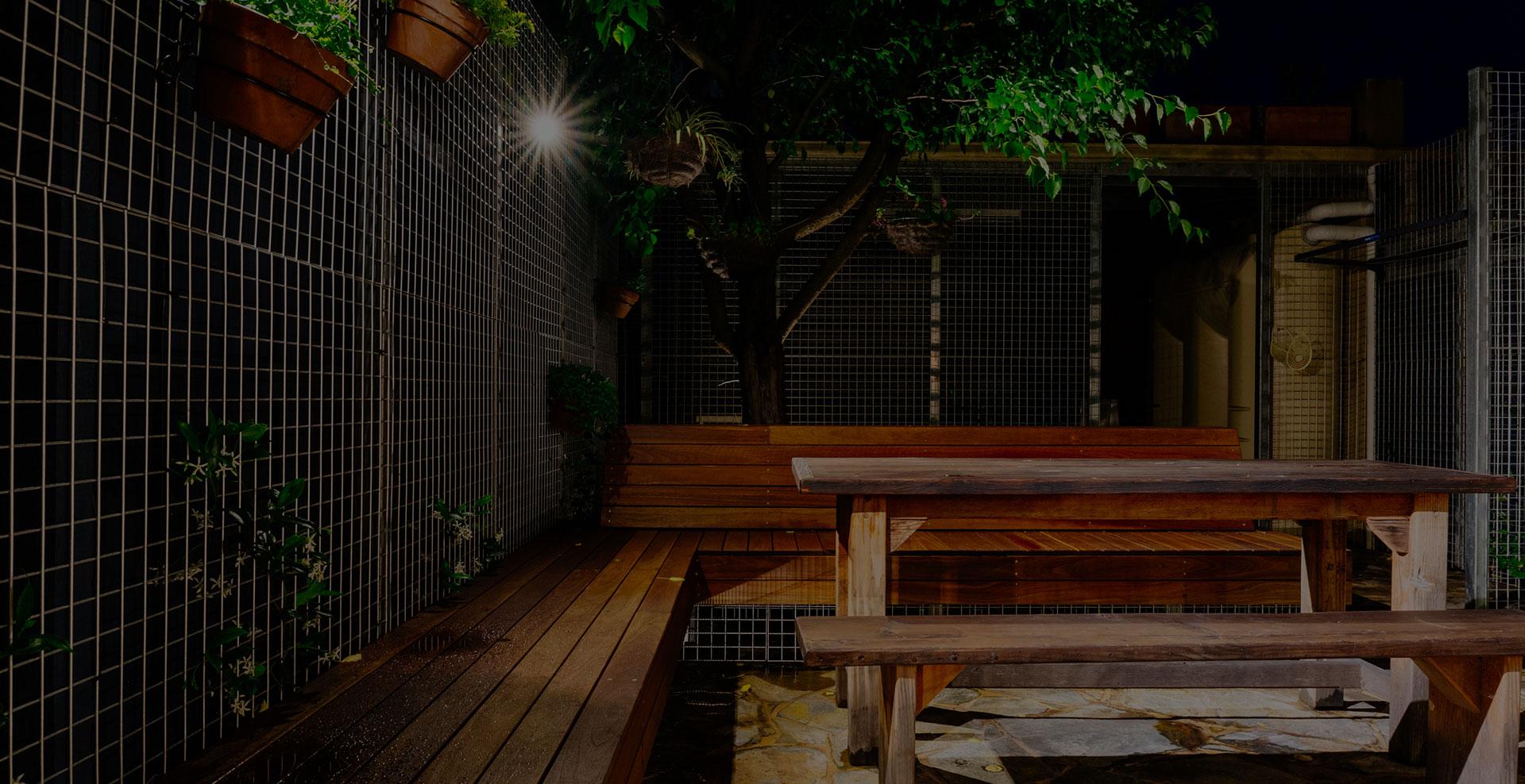 Small Space Garden Renovation